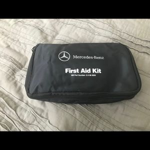 Mercedes Benz first Aid Kit